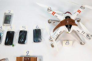 Counter Drone Prisons