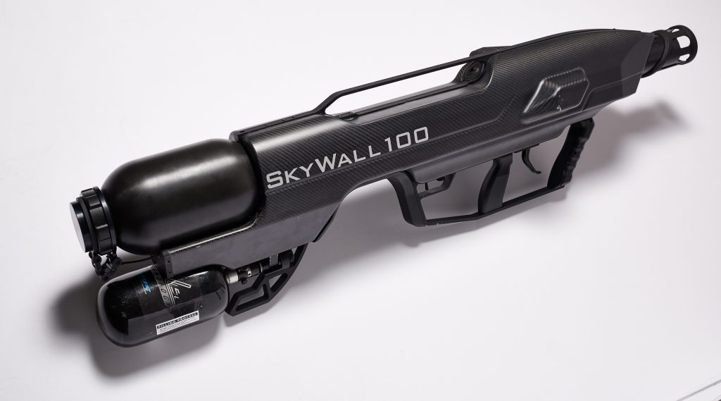 SkyWall100 - Counter Drone Solutions