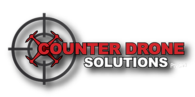 Counter Drone Solutions Retina Logo