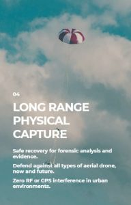 Skywall300 Counter Drone Solutions