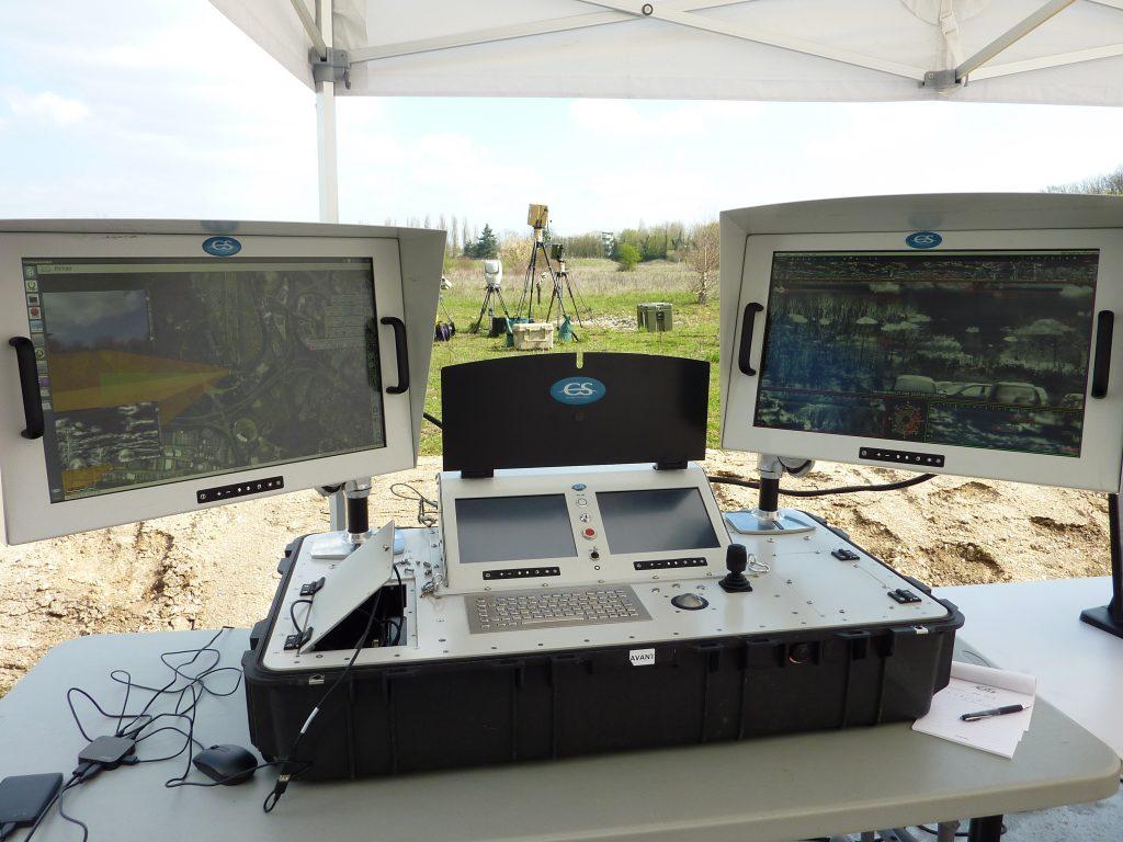 Boreades C2 Counter Drone Solutions